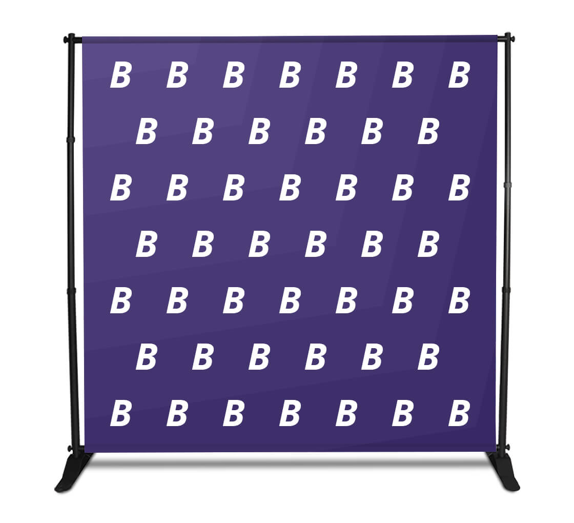 8x8 Step And Repeat Banners Save Up To 25 On Event Banners