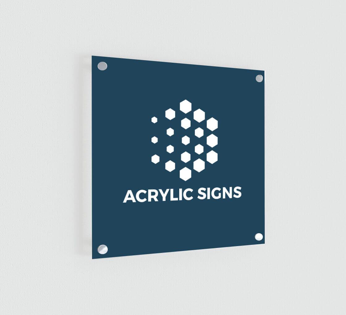 Acrylic Signs