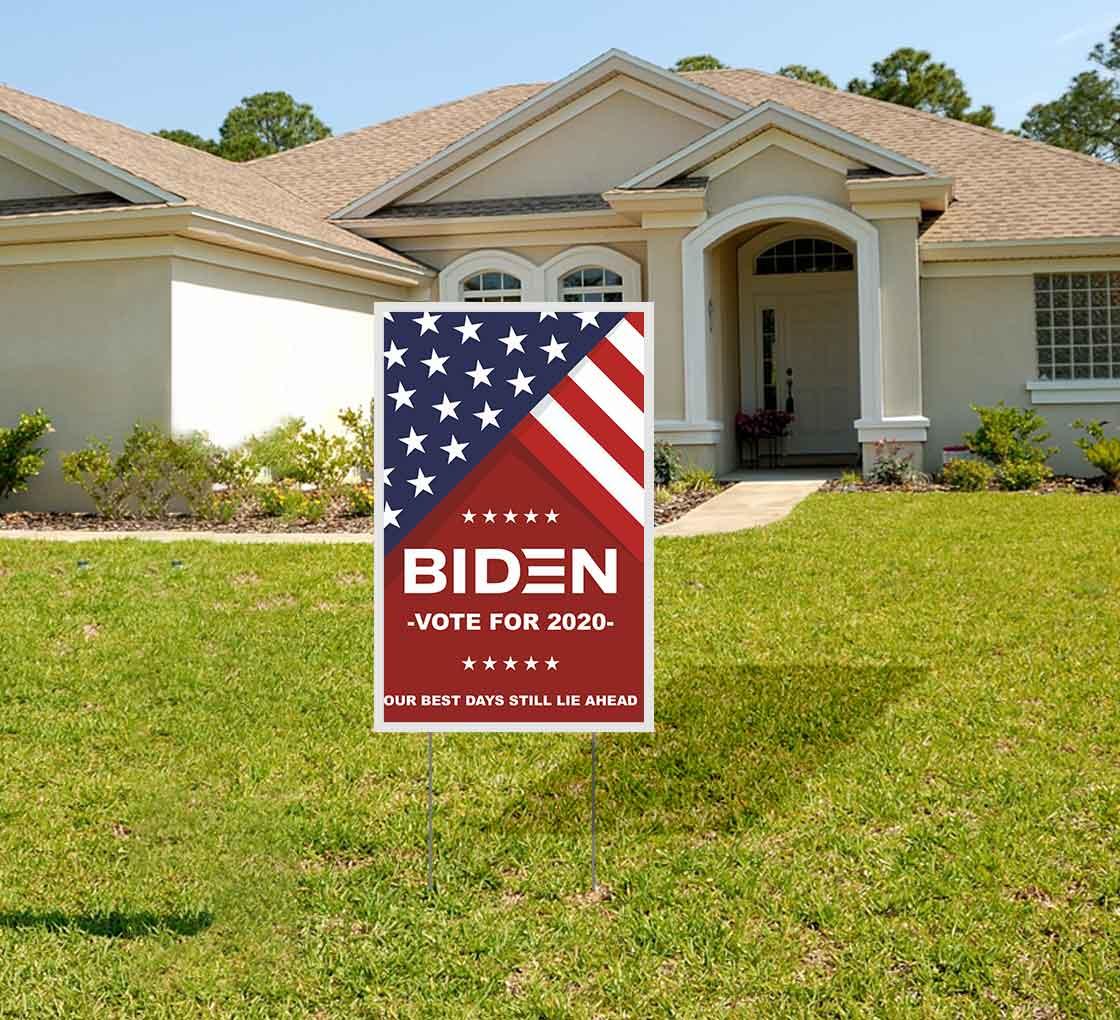 Biden Yard Signs Joe