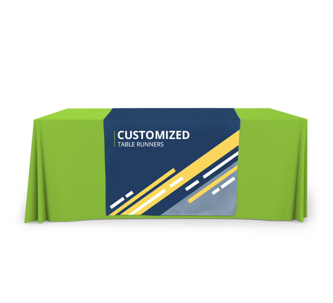 Customized Table Runner Save Up To 25
