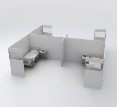 SEG Isolation Cabins