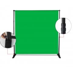 Adjustable Green Screen Background