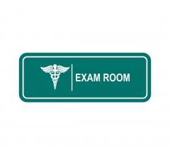 Exam Room Sign