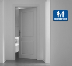 Family/Child Care Restroom Signs