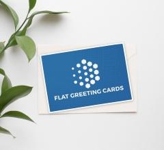 Flat Greeting Cards