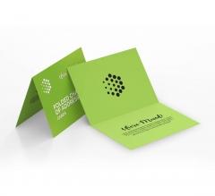 Folded Change Of Address Cards