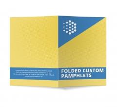 Folded Custom Pamphlets