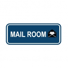 Mail Room Sign