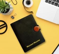 Personalized Elegant Planner / Journal