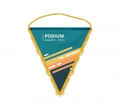Podium Banners - Type C