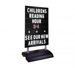Springer Message Board Black