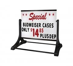 Swinger Roadside Deluxe Message Board