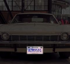 Reflective Washington License Plates