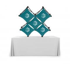 X Micro GeoMetrix Table Top Display