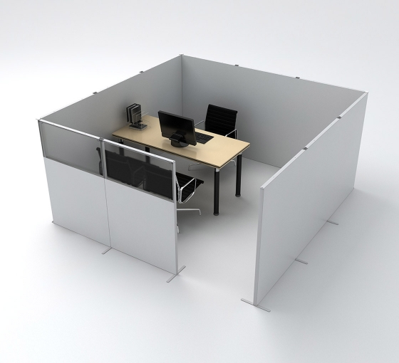 SEG Office Partitions