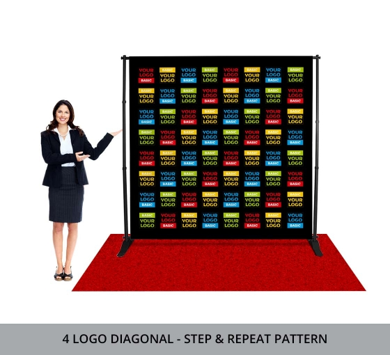 CGSignLab 12x3 for Sale by Owner Modern Diagonal Heavy-Duty Outdoor Vinyl Banner