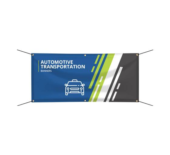 Automotive Transportation Banners