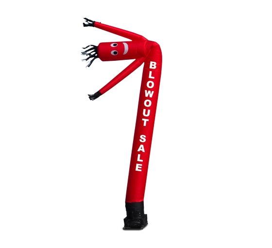 Blowout Sale Inflatable Tube Man