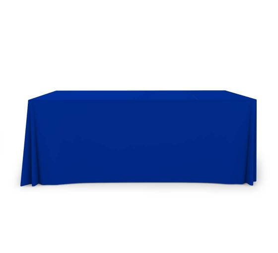 Blank Full Color Table Covers \u0026 Throws  sc 1 st  BannerBuzz & Blank Trade Show Table Covers   Promotional Tablecloths