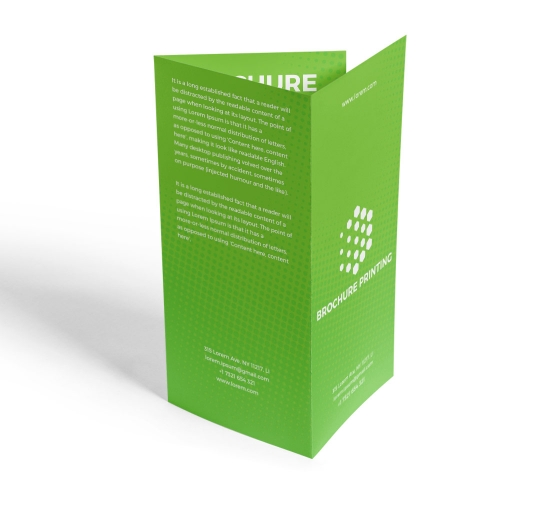 Brochures - Vertical