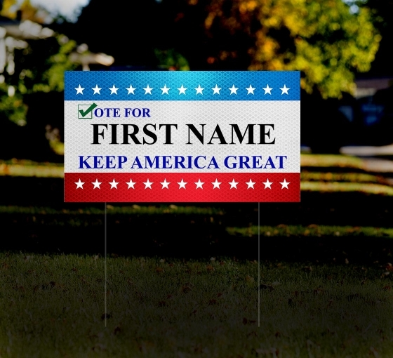Campaign HIP Reflective Signs