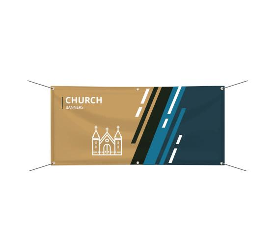 Top Tips To Choose The Perfect Church Banner To Make Your Event Stand Out