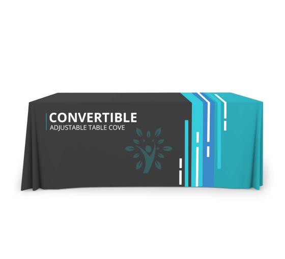 a384bab23628 Custom Printed Table Cover | Convertible Table Covers