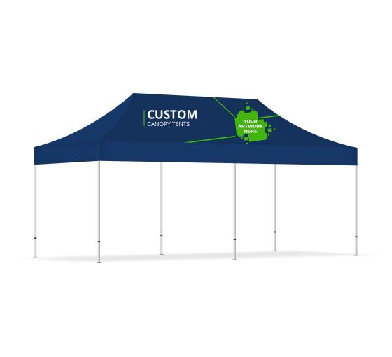 Custom Canopy Tents 20 x 10