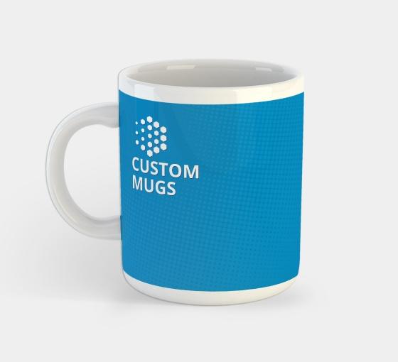 Custom Mugs Ceramic Printed Coffee