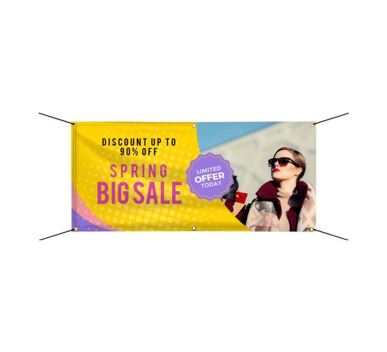 Custom Vinyl Banners High Quality Bannerbuzz