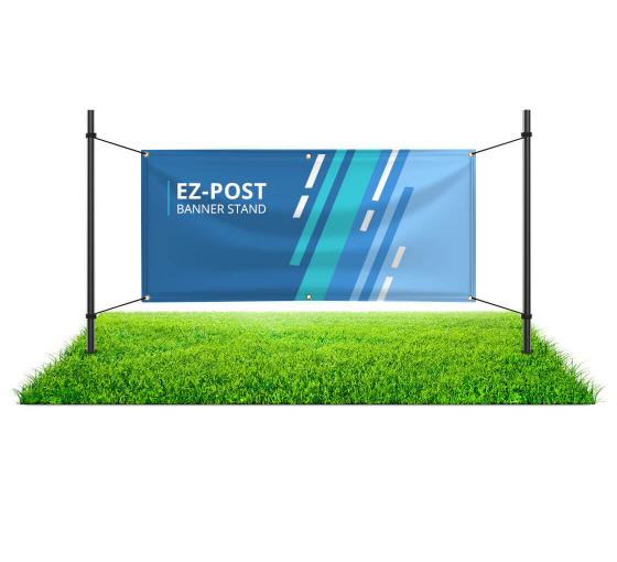 EZ-Post Banner Stands