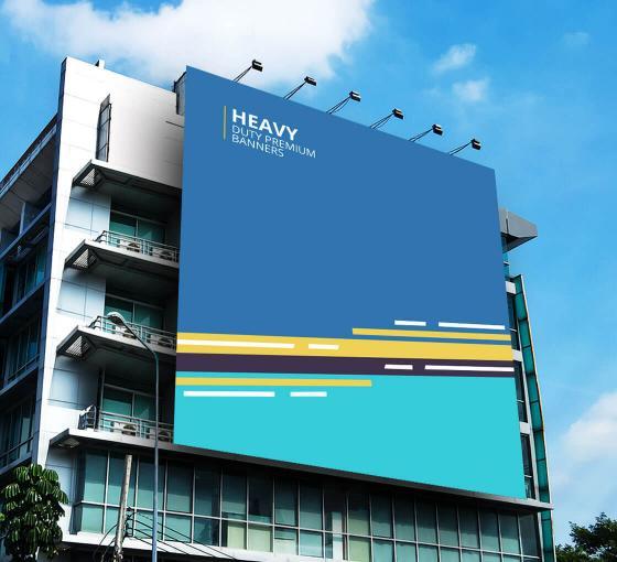 Heavy Duty Premium Banners