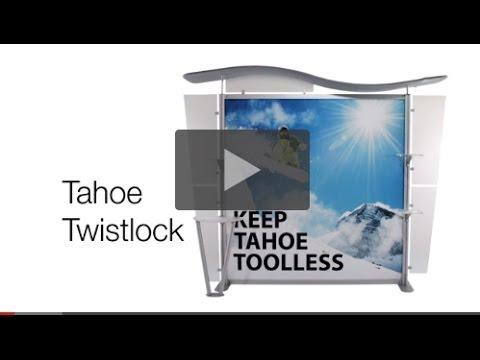 13FT Tahoe Twistlock Displays