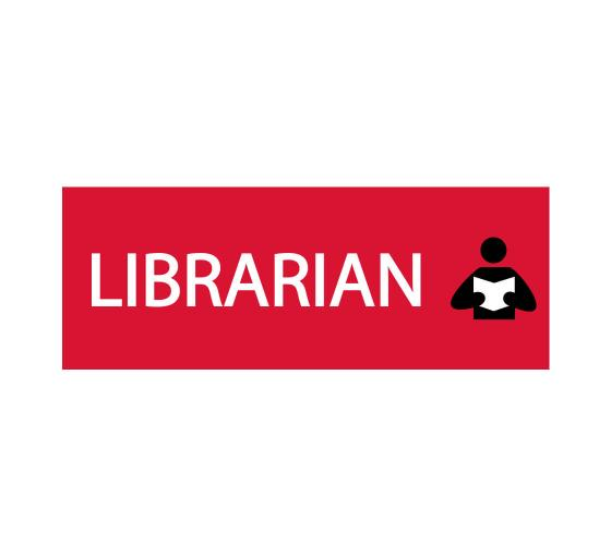 Librarian Sign