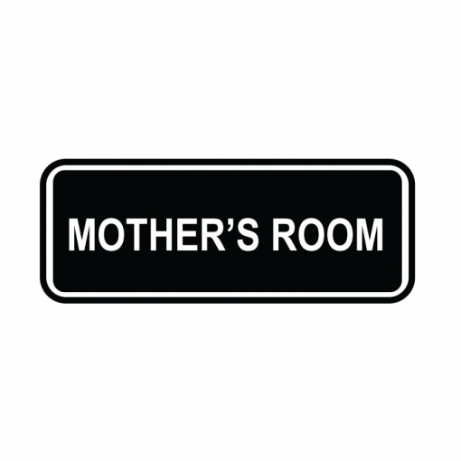 Mother's Room Sign