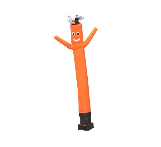 Orange Inflatable Tube Man