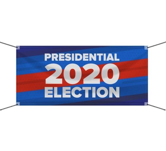 Political Canvas Banners
