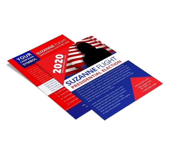Political Campaign Flyers