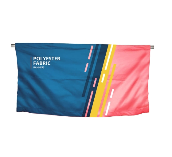 Custom Fabric Banner Printing | Polyester Banners | BannerBuzz