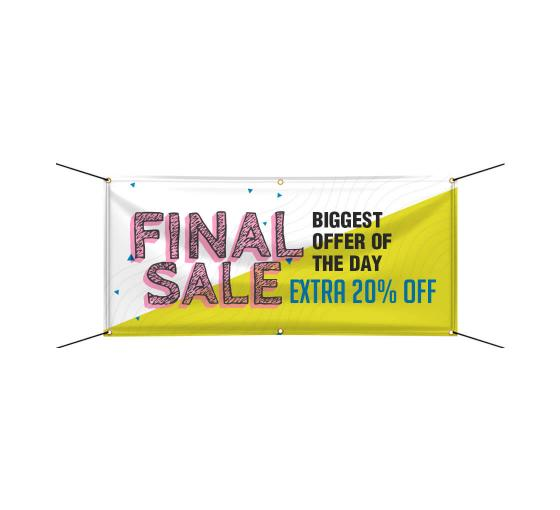 Open for Take-Out and Delivery Business Open Vinyl Banner Sign Indoor//Outdoor Use