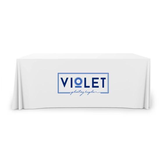 sc 1 st  BannerBuzz & Premium White Table Throws | Custom Printed Tablecloths | BannerBuzz