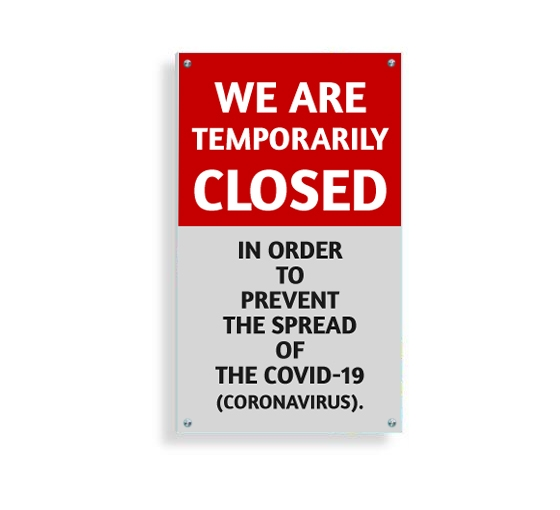 NO CASH LEFT IN THIS TILL OVERNIGHT Metal SIGN shop store club warning NOTICE