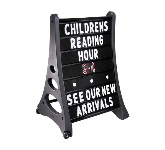 QLA Message Board Black