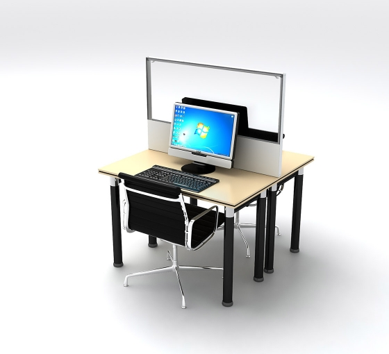 SEG Desktop Dividers - 2 Desk