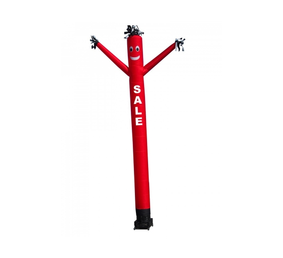 Sale Inflatable Tube Man Red