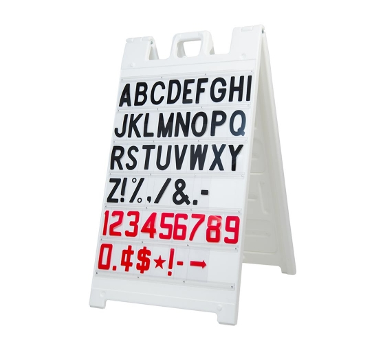 Signicade Message Board White
