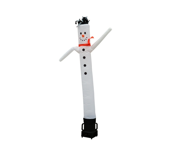 Snowman Inflatable Tube Man