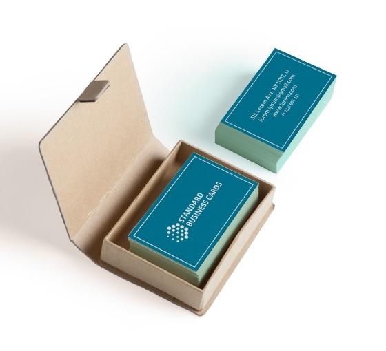 e8372db1b52 Custom Standard Business Cards