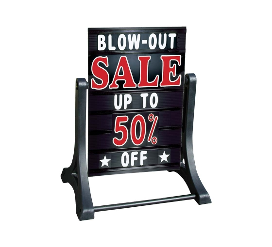 Swinger Deluxe Message Board Black