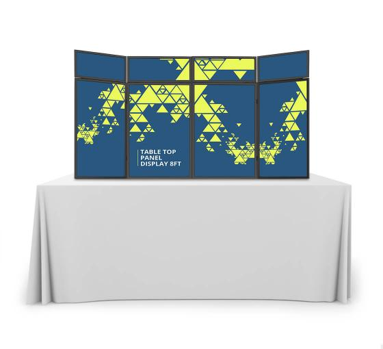 Table Top Panel Display 8 ft